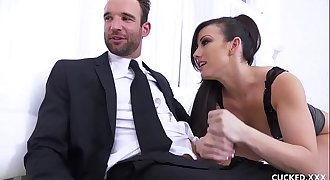 Jennifer White Cucks Hubby