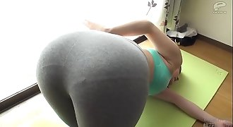 PAAG Jav yoga instructor gets fucked